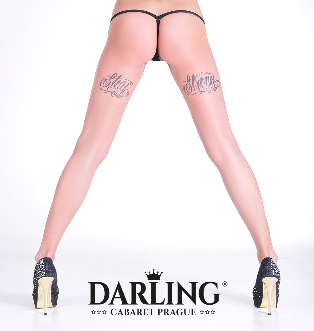 hot ass from darling cabaret in prague - darling cabaret in prague