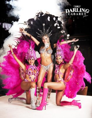 Almost naked girls with a South American temperament in Prague, in insubstantial outfits that ensure you do not miss a single detail of their beautiful bodies of hot dancers. There is Brazilian atmosphere in the club and irresistibly force you to stamp your feet to the rhythm of south dances.