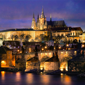 Prague is capital of Czech Republic, perfect destination for tourists want to immerse in culture. Here are Prague Castle, Charles bridge, Astronomical Clock